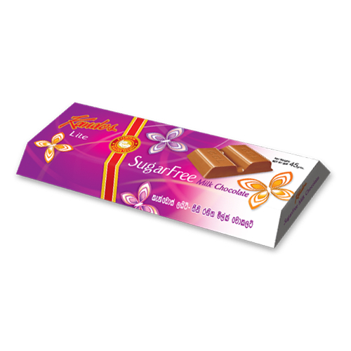 Lite Chocolate 45g Sugar free Chocolates