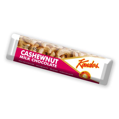 Bar Cashewnut 45g Bar