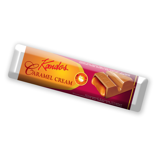 Bar Caramel Cream 45g