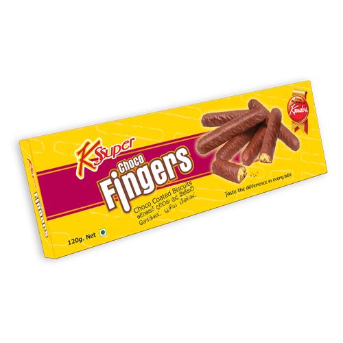 Choco Fingers - Medium K Super