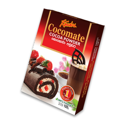 Cocomate - Cocoa Powder