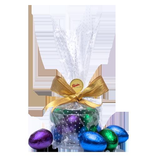Easter Egg Cannister Kandos Easter Egg Collection