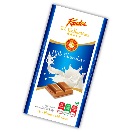 Milk Chocolate 120g