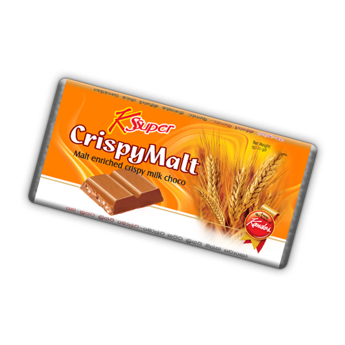 K Super Crispy Malt - 85g K Super