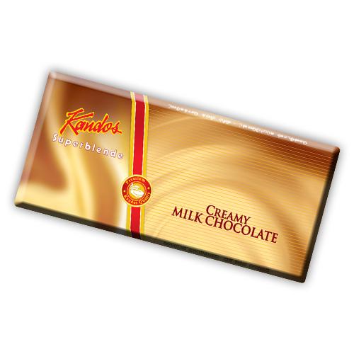Superblend Milk Chocolate 160g