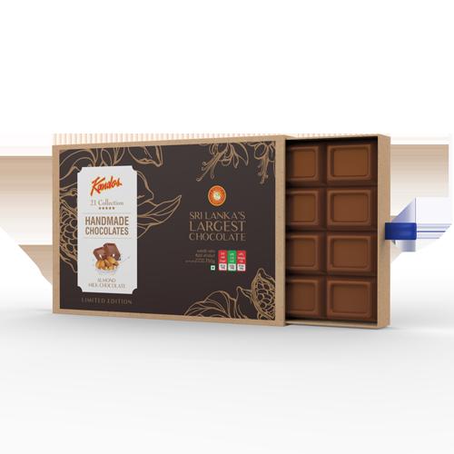 Hazelnut - Coffee flavored milk Chocolate 750g